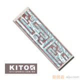金意陶-经典古风系列-墙砖(腰线)-KGZC166513A(165*50MM)