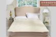 富安娜家纺床褥双人褥子垫被仿羊羔绒保护床垫被褥