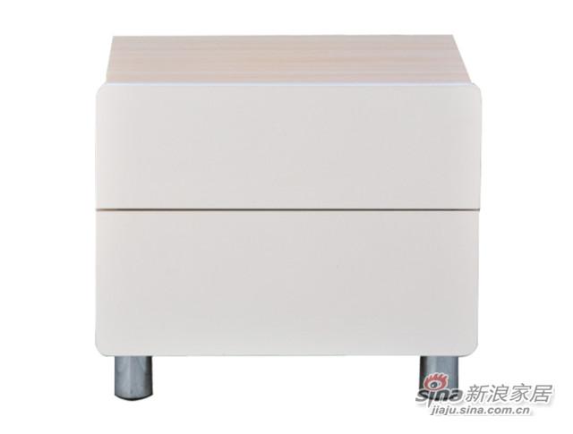 华源轩BJ-R822B床头柜-0