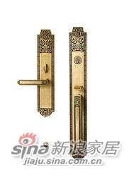 雅洁AS2031-C02-25门锁-0