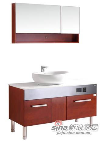安华卫浴PVC浴室柜anPGM43008