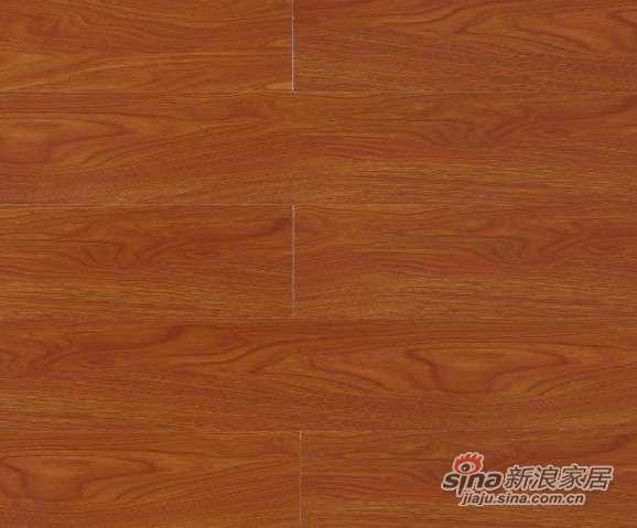 大卫地板中国红-华章红系列强化地板DWSL08玉蕊木-0