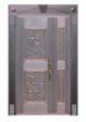 雅帝乐铜门D-P1-5002-F1(和睦家庭)