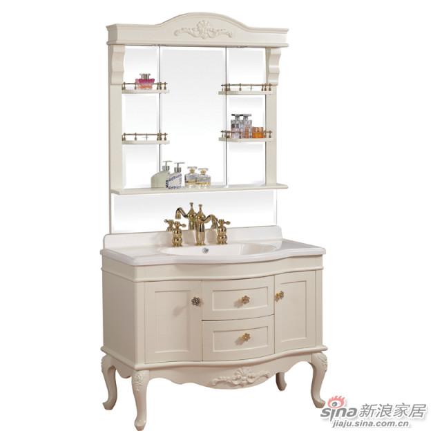 整体浴室柜JNM3407