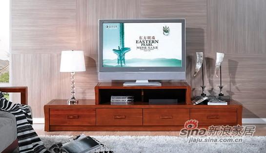 木韵尚品H001电视柜