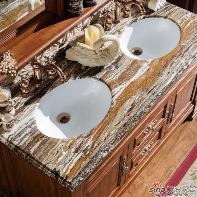 阿洛尼浴室柜-美式浴室柜-A1631-1
