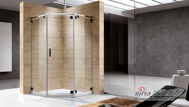 朗斯淋浴房·雅致系列