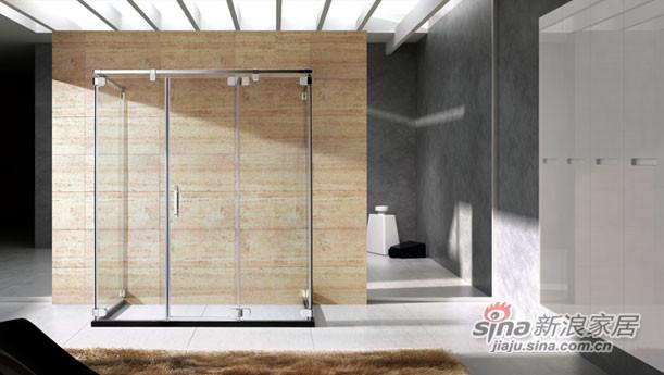 朗斯淋浴房·雅致系列-1