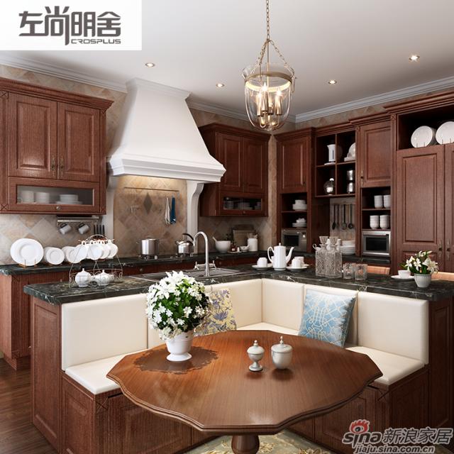 左尚明舍美式厨房、橱柜-0