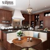 左尚明舍美式厨房、橱柜