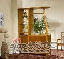远大嘉华柚木厅柜01#-0
