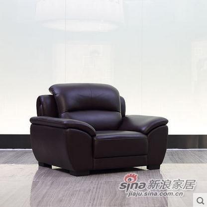 左右沙发双扶手单人位