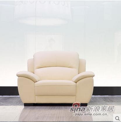 左右沙发双扶手单人位-1