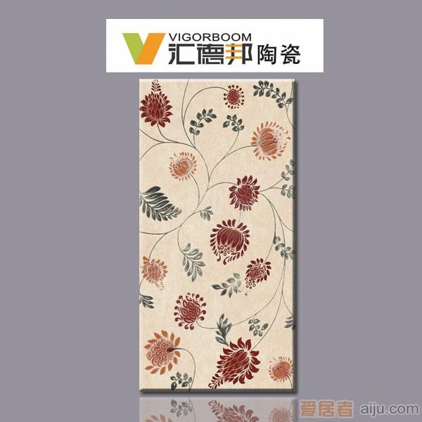 汇德邦瓷片-经典悉尼系列-花语-YM63353F01(300*600MM)1