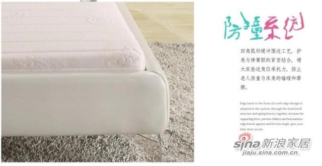 雅兰爱享儿童弹簧床垫 -4