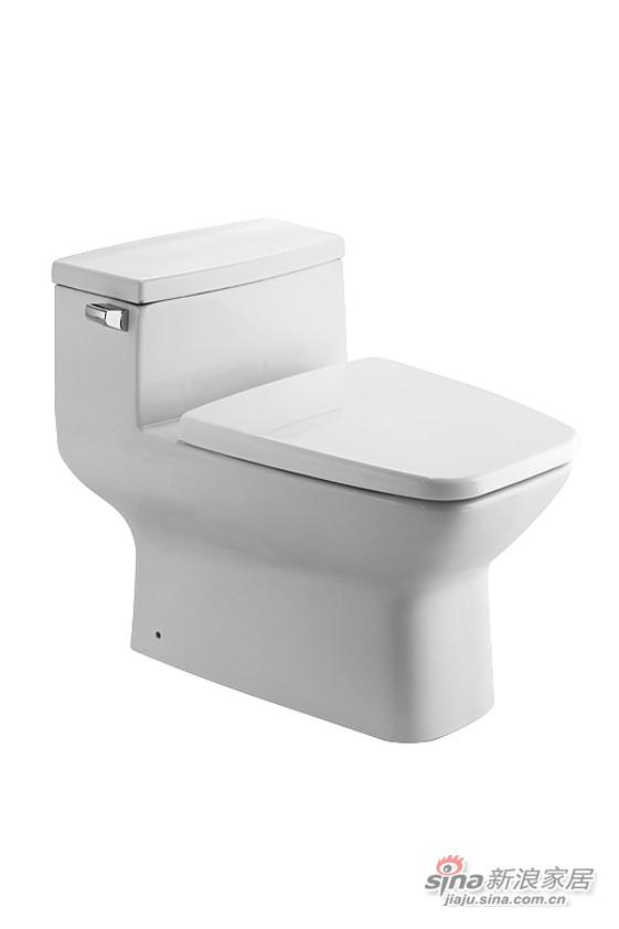 和成卫浴单体省水马桶-0