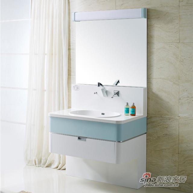 席玛卫浴浴室柜2014G-1000