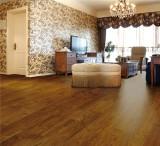 安信非洲花梨木(刺猬紫檀) 美式古典实木复合地板