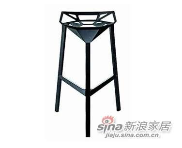 摩登一百TBS907 Triangle Barstool 变形金刚吧椅-0