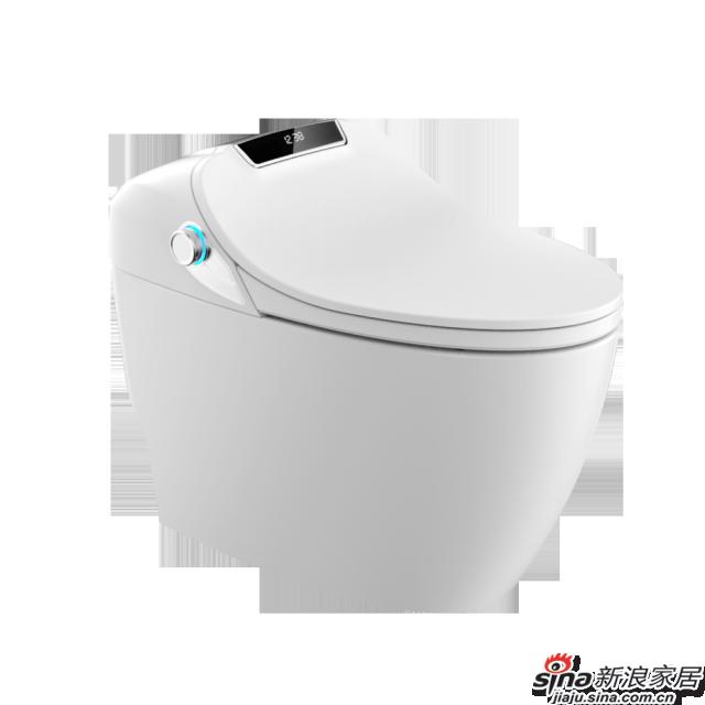 恒洁卫浴Q9智能一体机
