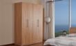 天坛现代简约板式衣柜