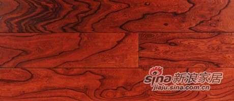 欧龙地板多层实木系列-榆木浮雕西班牙舞曲