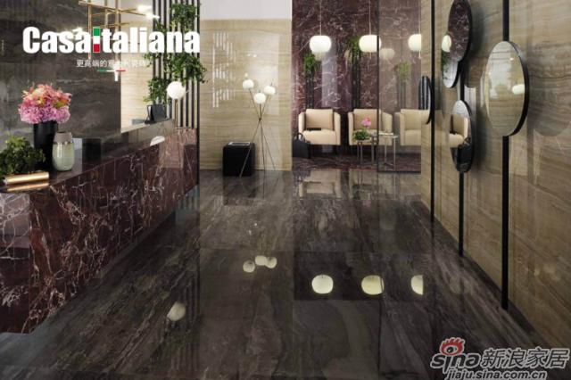 天然大理石的魅力与表现力,成就了大理石瓷砖的纯粹,能够个性化任何空间,缔造出现代时尚的居住环境。大理石效果瓷砖的表现力遍及空间,在现代化氛围中描绘出独一无二的精致风格。