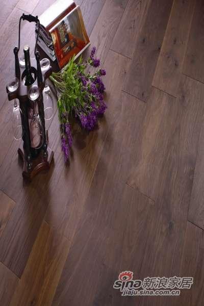 富得利实木地板(欧洲橡木)蔚蓝海岸FA-0401-N YL1-0