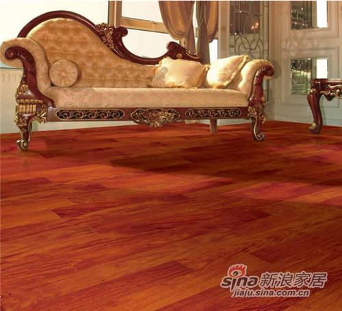 安信巴西香脂木豆实木地板