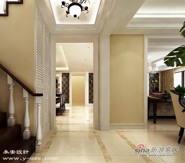 别墅设计:英式田园风格-1