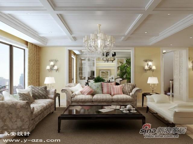别墅设计:英式田园风格-2