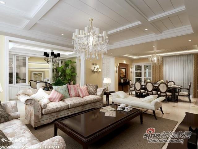 别墅设计:英式田园风格-3