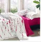 紫罗兰家纺床上用品全棉活性印花四件套幸福回忆VHL0303-4