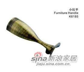 雅洁AK6185-21酒杯拉手+青古铜-0