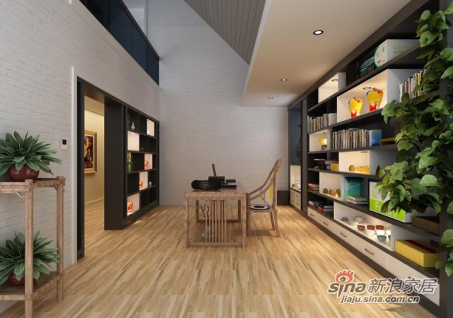 金意陶瓷砖木纹地板砖-1