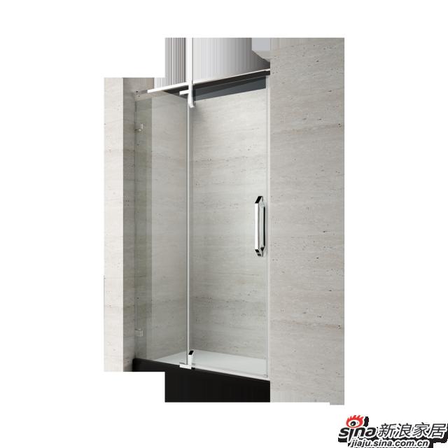 恒洁卫浴淋浴房HLG04Y21