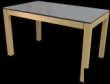 富之岛餐桌白榉系列12N12-1.2