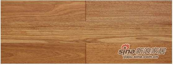 实木纤皮玉蕊地板-0