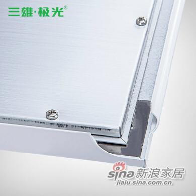 三雄极光晶照 LED厨房浴室卫生间平板灯-1