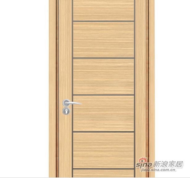 实木复合韩式门