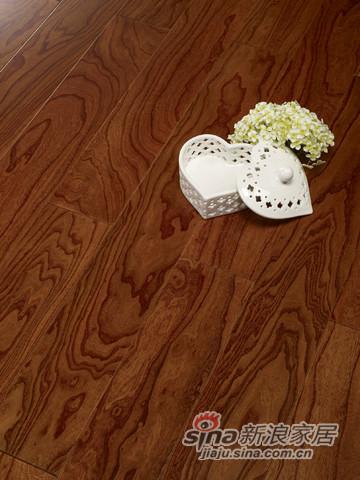 【永吉地板】实木复合平面——黄金麦田 榆木