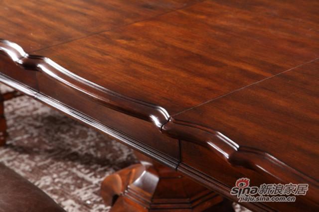 新古典605餐台餐椅