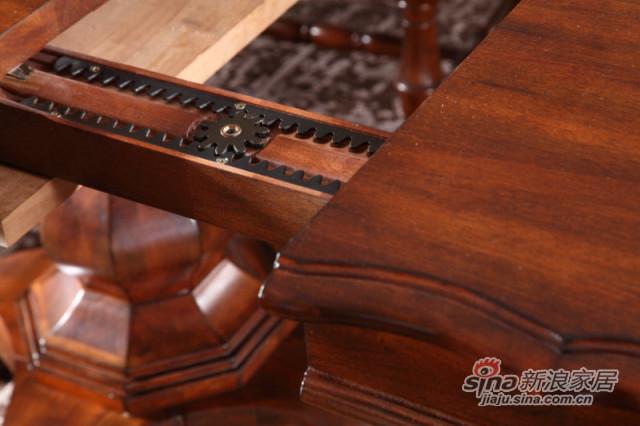 新古典605餐台餐椅-4