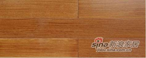 实木二翅豆地板-0