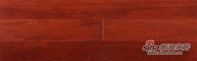 大卫地板经典实木-皇冠明珠系列3G-S32LG01印茄木(3G面本色)-0