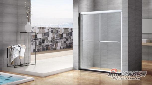 朗斯淋浴房·诺曼系列1
