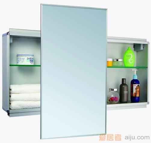 派尔沃浴室柜(镜柜)-M1504(1000*750*140MM)