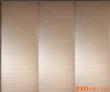 乡村橡木+流线木纹框+ 波浪全百叶