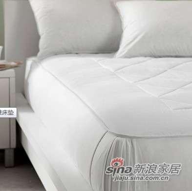 lovo家纺抗菌碳纤维床垫-0