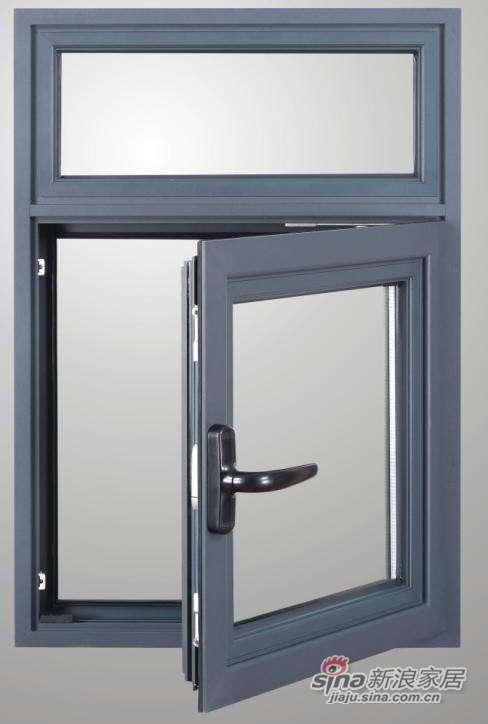 澳普利发P4300节能气密平开窗